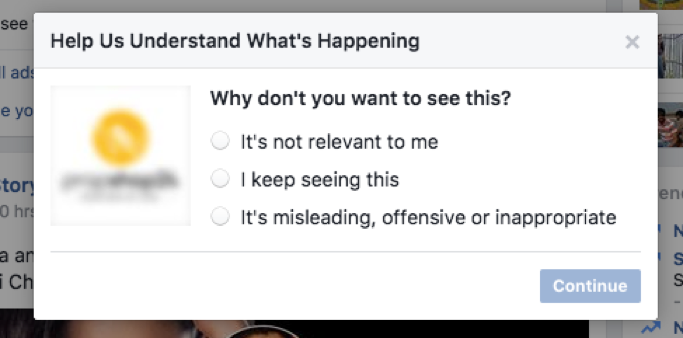 Here's how you can stop seeing ads on Facebook